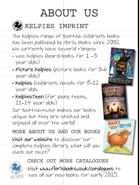 Kelpies Library 2015 screenshot-4