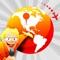 App Icon for GeoChampion App in El Salvador IOS App Store