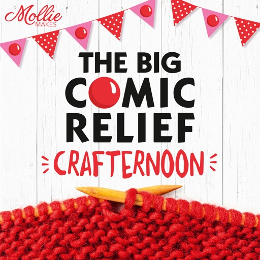 The Big Comic Relief Crafternoon from Mollie Makes