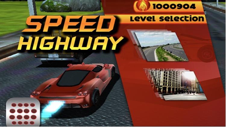 `` Action Sport Racer  - Best  3D Racing Road Games screenshot-3
