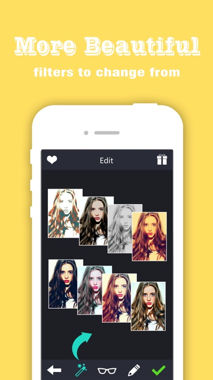Photo Collage Master Pro - Frame Maker, add Stickers & Portrait Sketch Effects on pic
