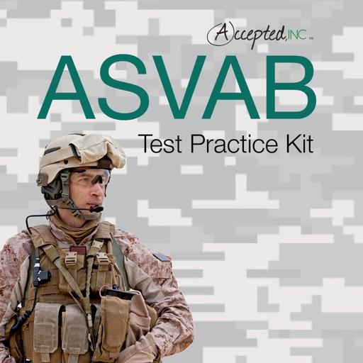 ASVAB Practice Kit application logo