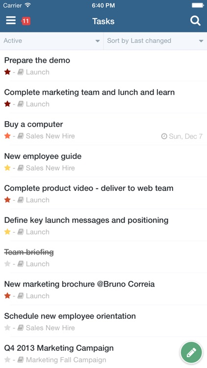 Producteev by Jive - Task Management for Teams