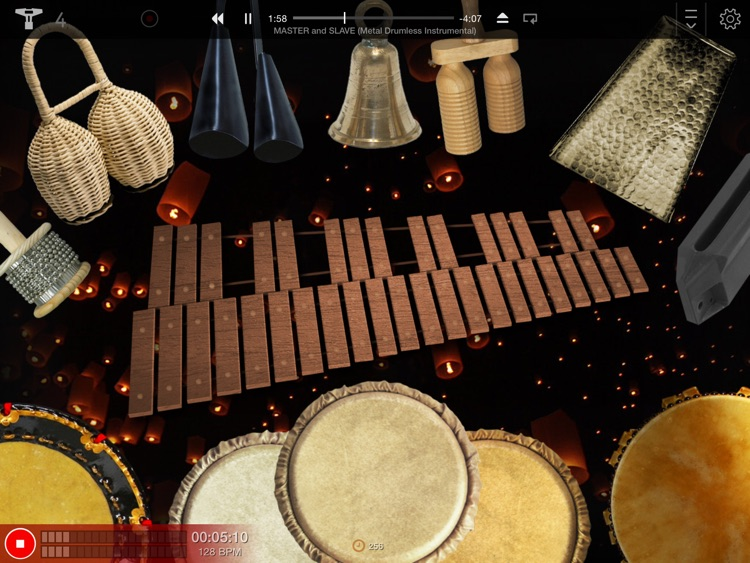 Drums XD FREE - Studio Quality Percussion Custom Built By You! screenshot-4