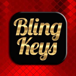 Bling Keys Free Custom Keyboard