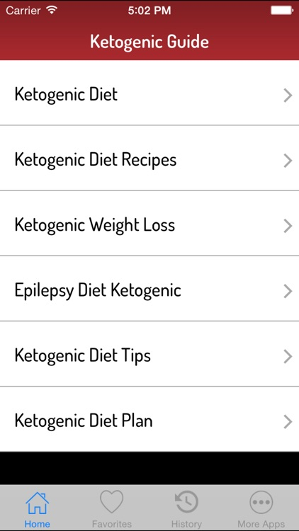 Ketogenic Diet Guide - Low Carb Diet