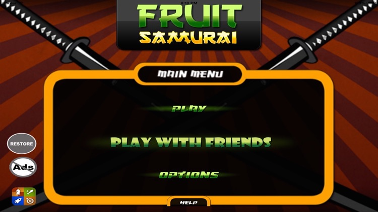 Fruit Samurai: Cutting Expert - Slice or Cut Melons, Bananas and Oranges screenshot-4