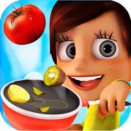 Kids Kitchen.