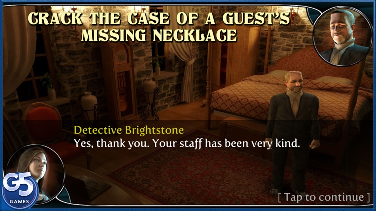 Brightstone Mysteries: Paranormal Hotel (Full) screenshot-2