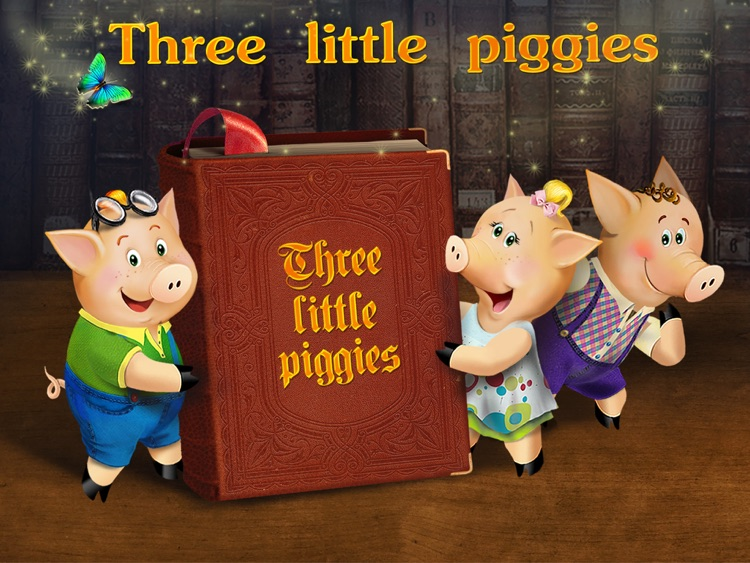 3 Little Pigs Bedtime Story HD