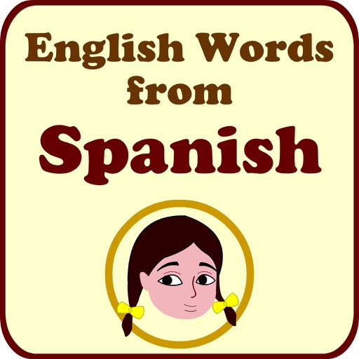 Spelling Doll English Words From Spanish Origin Vocabulary Quiz  Grammar icon