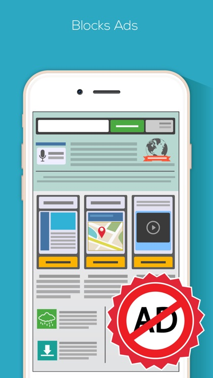 Advert Content Blocker For Safari