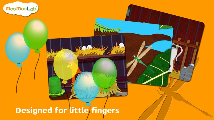 Animal World - Peekaboo Animals, Games and Activities for Baby, Toddler and Preschool Kids screenshot-4