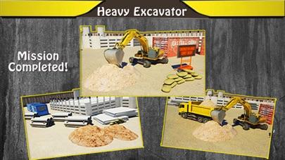 掘削機シミュレータ3D - 建設クレーンに本当の駐車シミュレーションゲームをドライブのおすすめ画像3