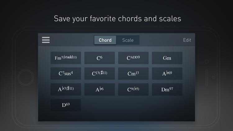 Piano Handbook - Piano Toolkit with Chords and Scales screenshot-3