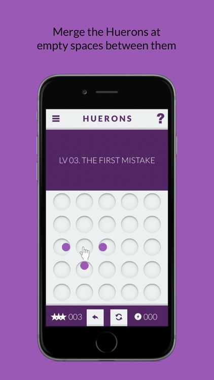 Huerons: A challenging Puzzle screenshot-0
