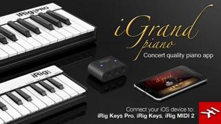 Screenshot #2 pour iGrand Piano
