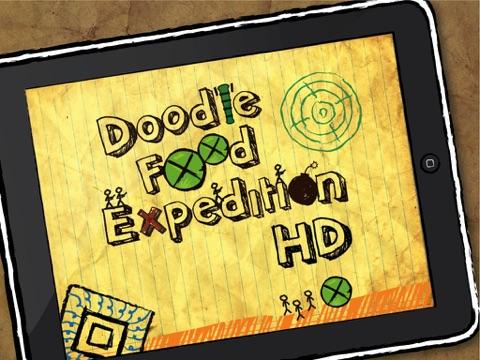 Doodle Food Expedition-ipad-0