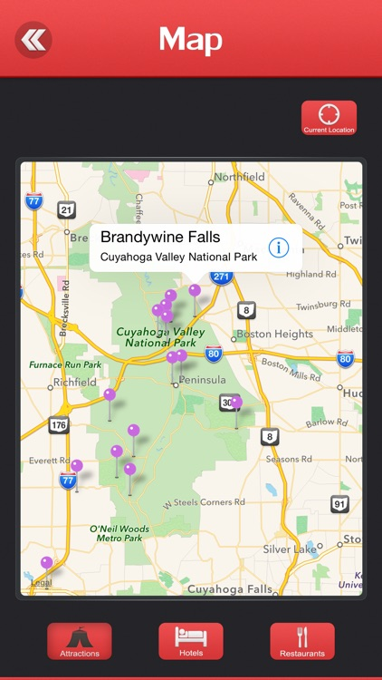Cuyahoga Valley National Park Travel Guide screenshot-3