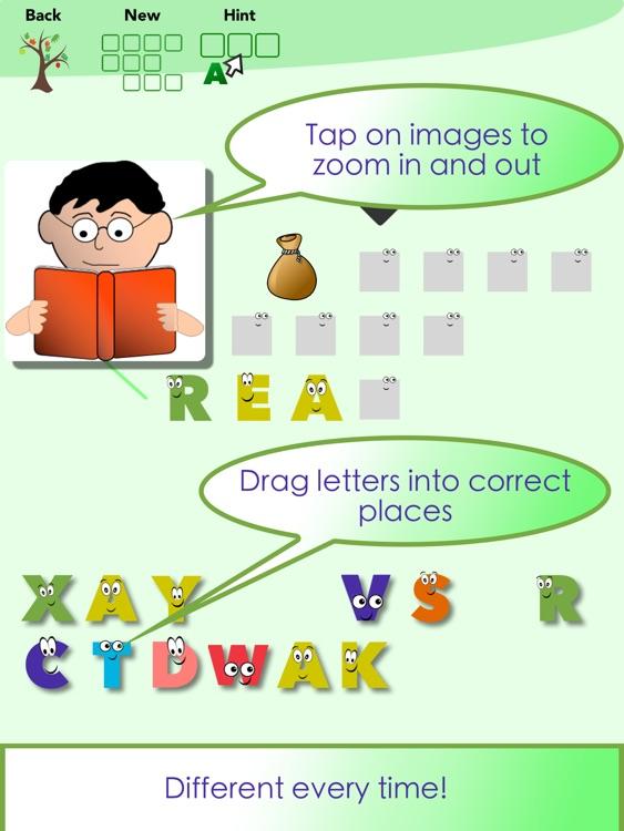First Crosswords