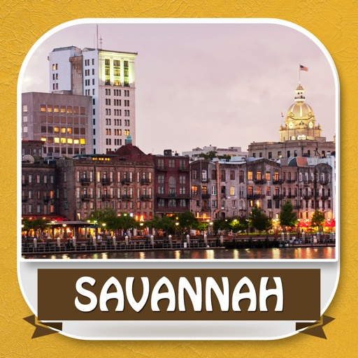 Savannah Tourism Guide icon