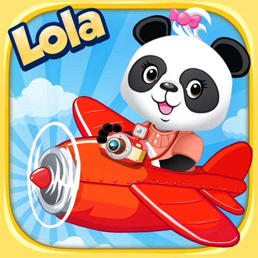 I Spy With Lola: A Fun Word Game for Kids!