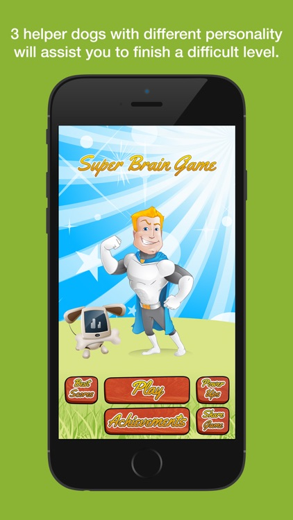 Super Brain Game - Simple Cognitive Training to Help Improve Your Memory screenshot-3
