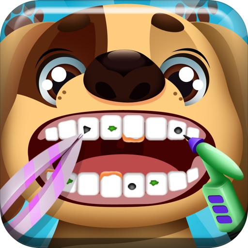 A Baby Pet Dentist Little Farm Animal Family Tooth Doctor PRO