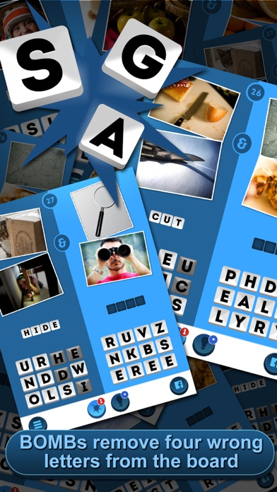 This & That - A Word and Picture Puzzle Game screenshot three