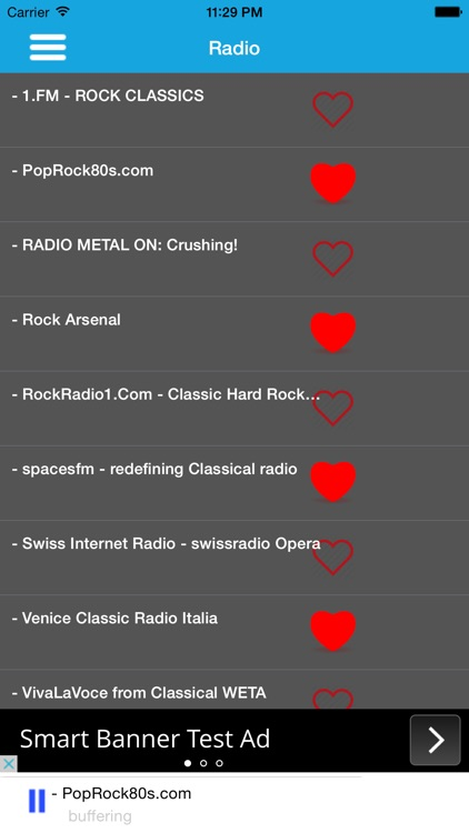 Classic Metal Music Radio With Trending News