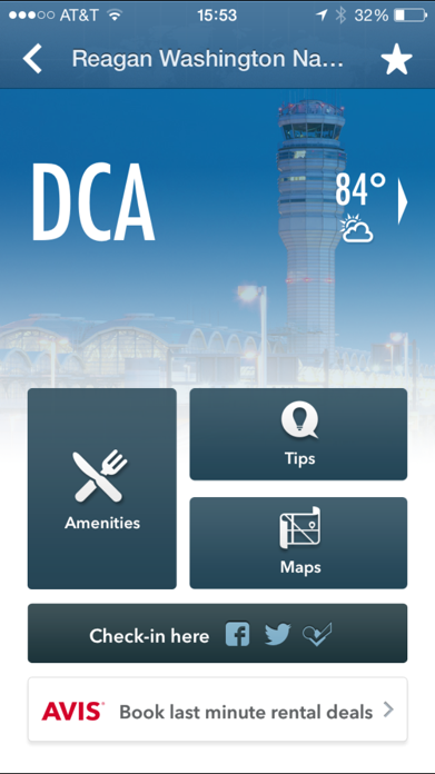 GateGuru, Airport Info & Flight Status Screenshot