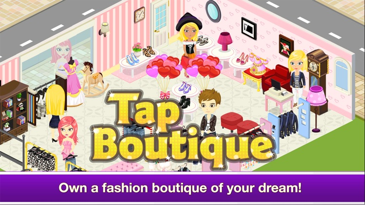 Tap Boutique - Girl Shopping Covet Fashion Story Game screenshot-0
