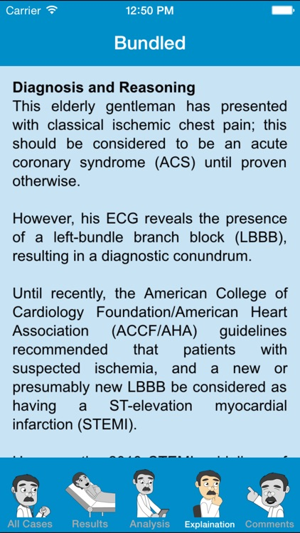 Prognosis : Cardiology screenshot-4
