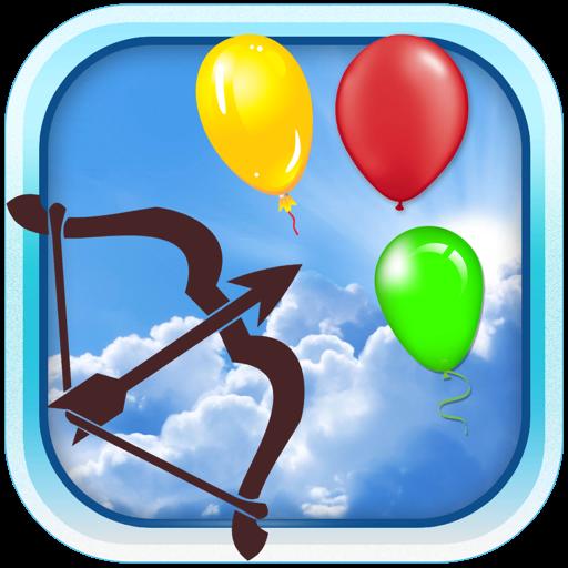 Balloon Hit HD Free