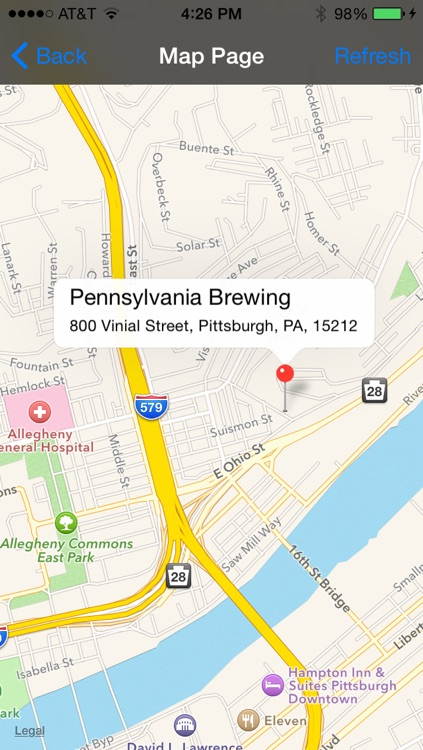 Pennsylvania Brewery Finder screenshot-4