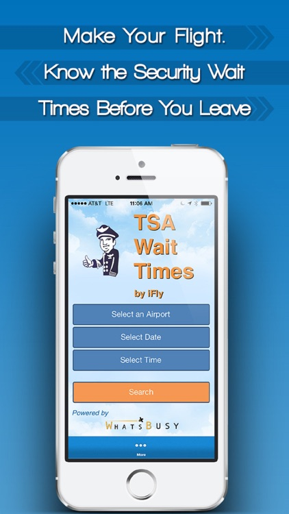 TSA Wait Times by iFly screenshot-0
