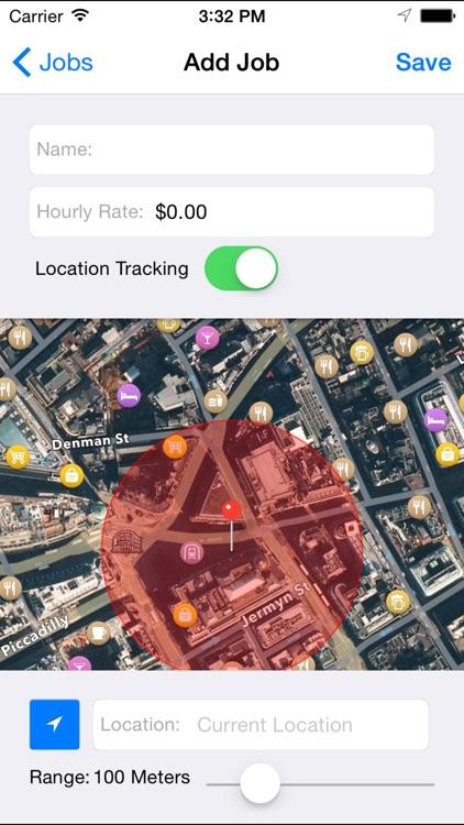 OnSite Time Tracker screenshot-4