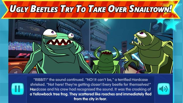 Turbo FAST: Interactive Storybook screenshot-4