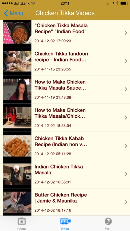 Indian Food & Recipes screenshot-3