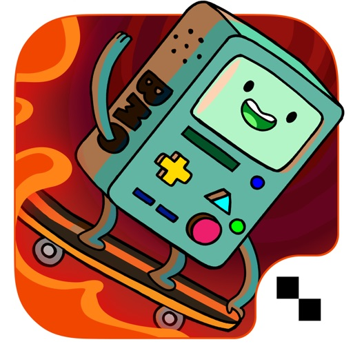Ski Safari: Adventure Time - Stunt Skiing Endless Runner with Finn and BMO