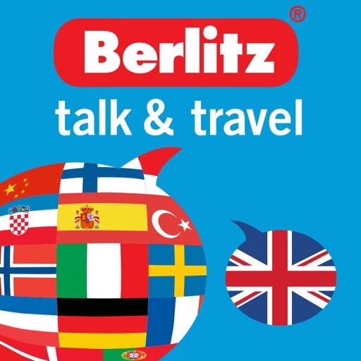 Talk&Travel Berlitz – the offline phrase books with audio.