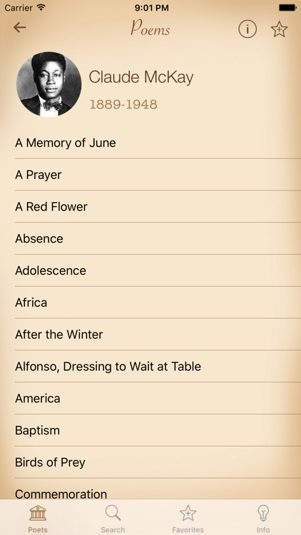African American Poetry screenshot-1