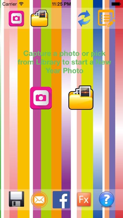 New Year Photo - Lite screenshot-3