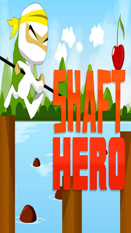 Shaft Hero Alpha - An Endless Arcade Zig Zag, Don't Fallout - Free