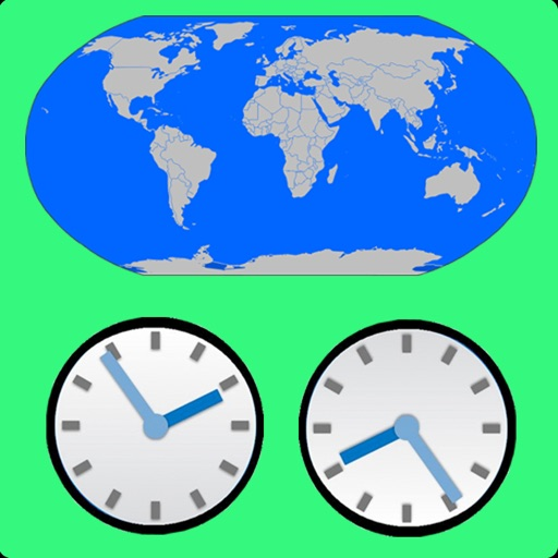 Time Converter Two Zone