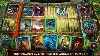 Order & Chaos Duels - Trading Card Game screenshot for iPhone
