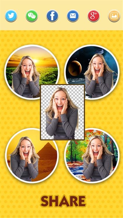 Photo Eraser Pro -Background Remover, Cutout Pics& Images screenshot-4