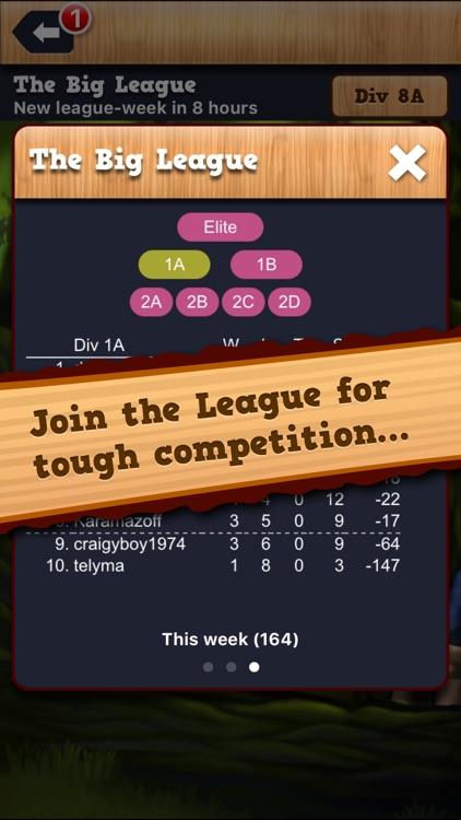 Two Birds – multiplayer word battle! screenshot-3