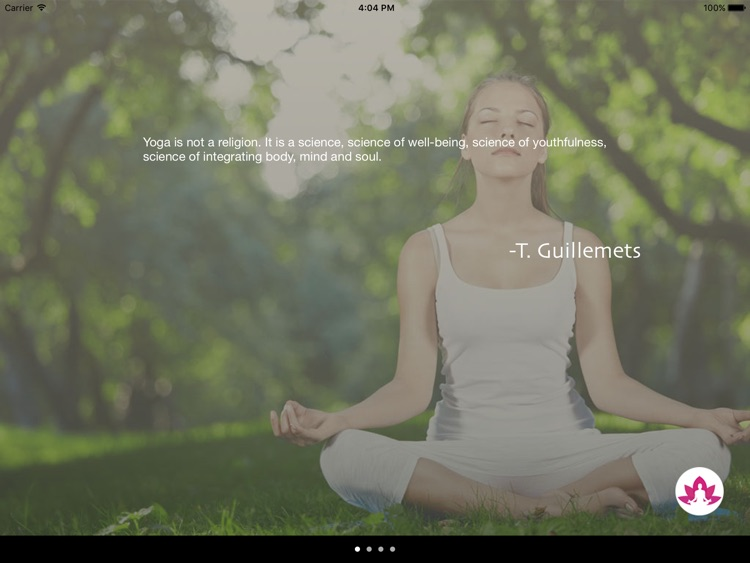 Yoga Fit screenshot-1