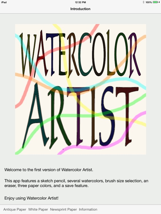 Watercolor Artist screenshot-4